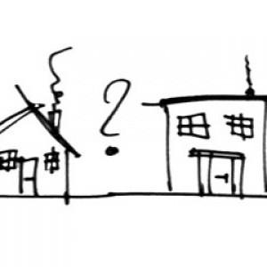 Plochá alebo šikmá strecha? Ako sa správne rozhodnúť